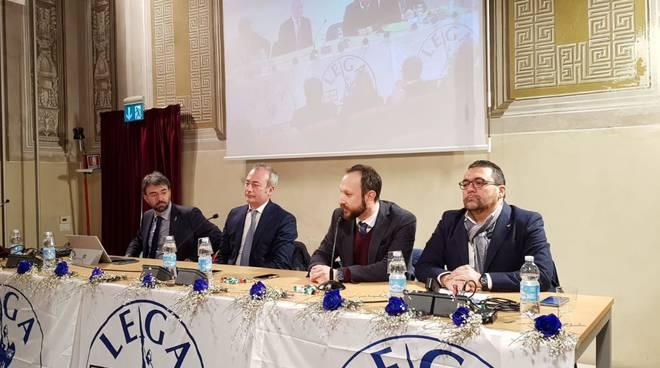 Incontro Lega Albenga Calleri