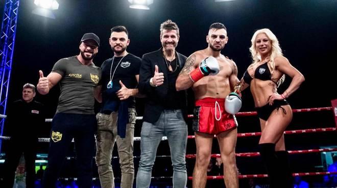 Kombat team Alassio