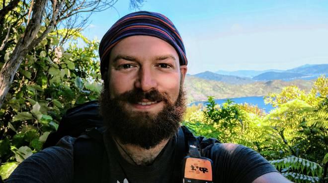 L'impresa del 21enne di Loano Andrea Cibrario in Nuova Zelanda