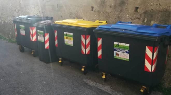 La situazione della raccolta differenziata a Finale Ligure