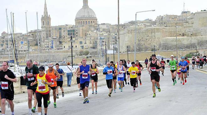 mezza maratona malta