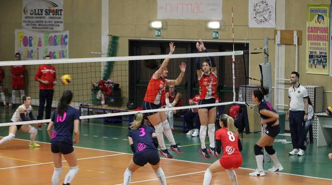 Normac Avb Genova – Brembo Volley Team