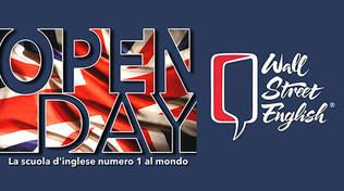Open Day Wall Street English ad Albenga e Savona
