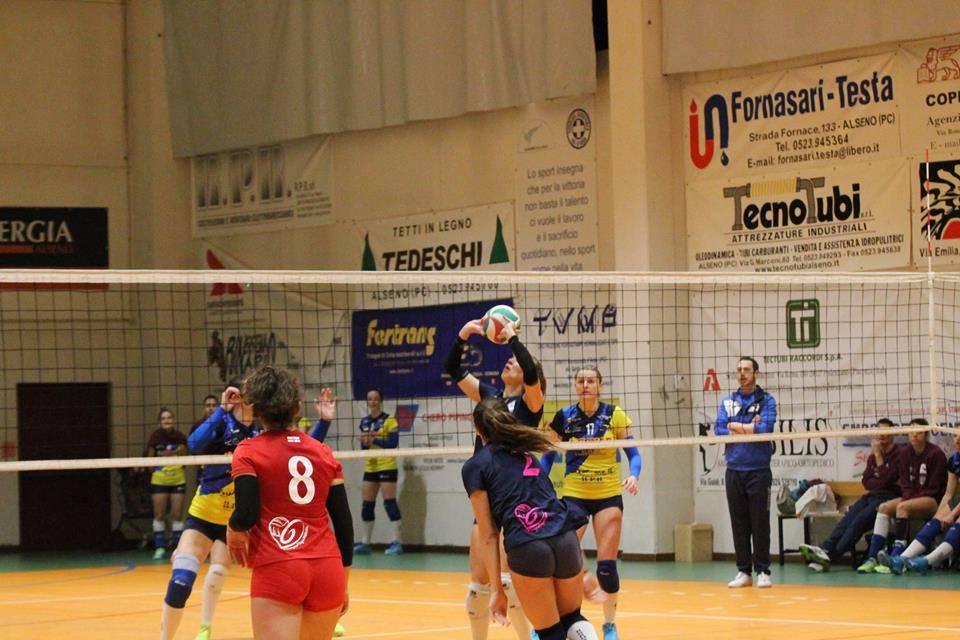 Pallavolo, Serie B2: Conad Alsenese – Normac Avb Genova