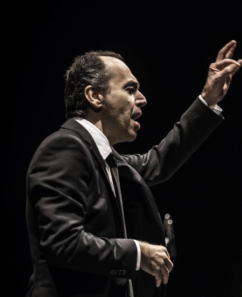 Paolo Silvestri Concerto azzurro