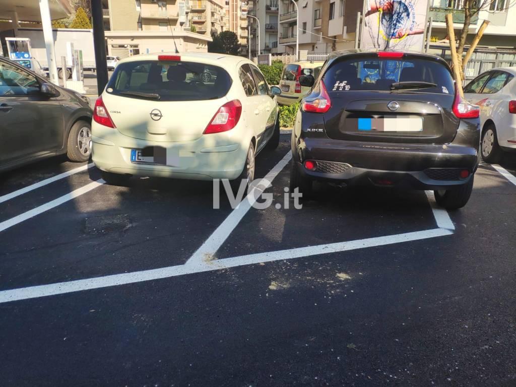 Parcheggi di Corso Tardy e Benech