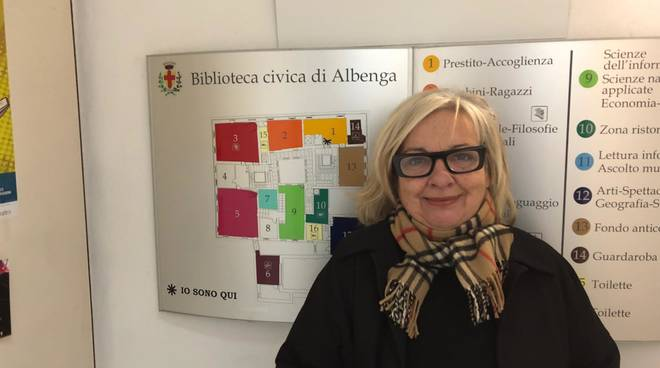 Perrone Biblioteca Albenga