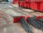 ponte cavi demolizione