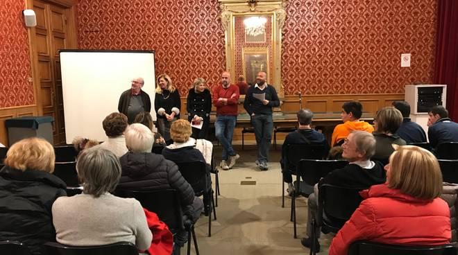"""Presentazione progetto """"Insieme si può"""" Sala Rossa Savona"""