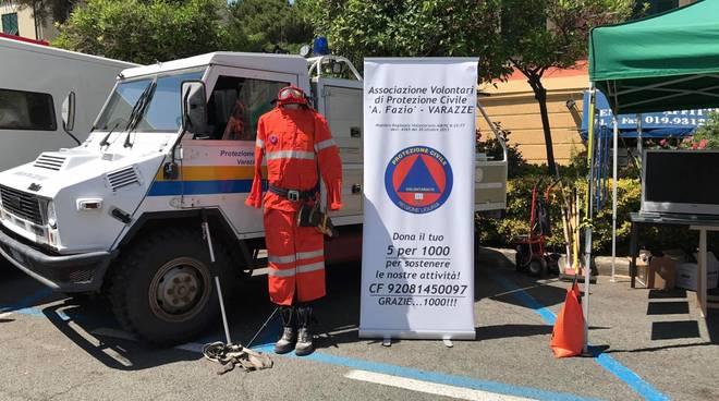 protezione civile varazze