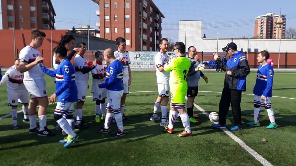 Quarta Categoria: il derby tra BIC Genova e Divertime Sport
