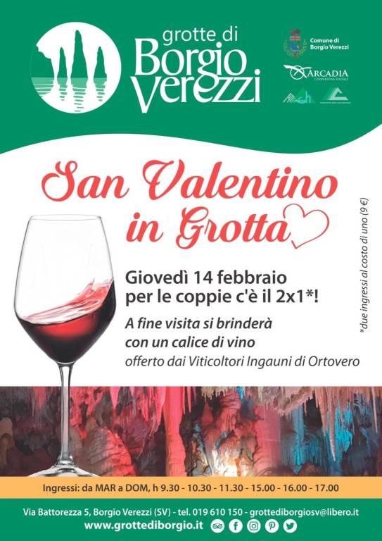 San Valentino 2019 Grotte Borgio Verezzi