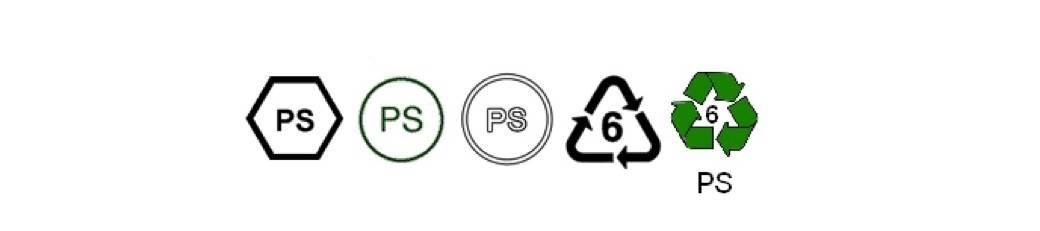 Simboli plastica