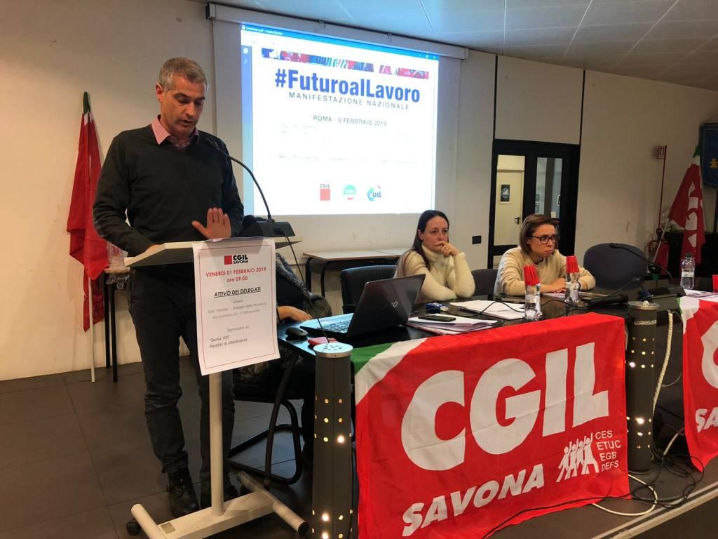 Cgil Convegno Quota 100 Reddito Cittadinanza