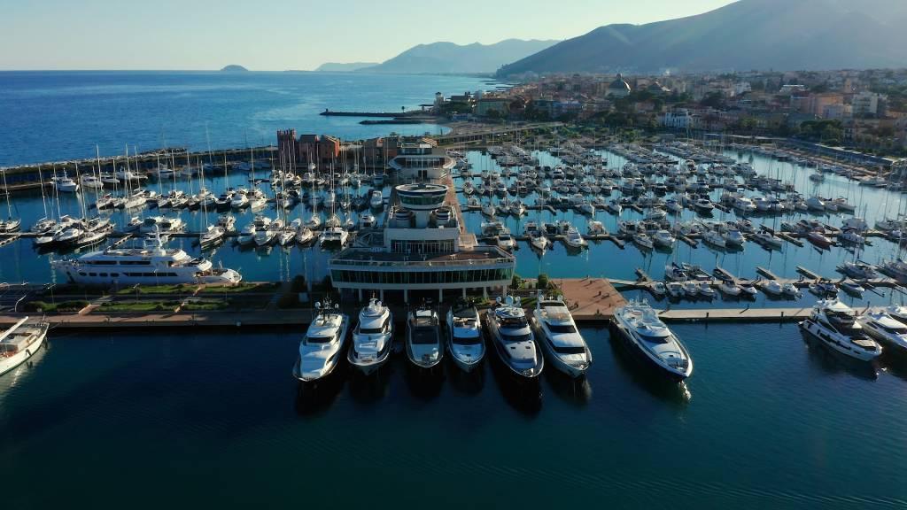 Marina di Loano Drone