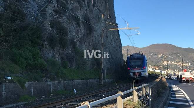 Guasto Ferrovia Andora Alassio