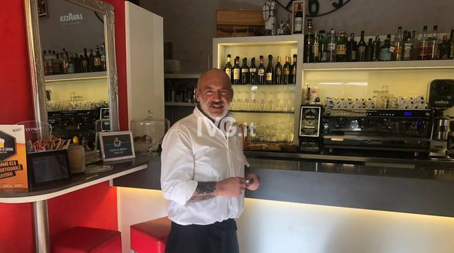 Marco Casarino Bar Haiti Savona