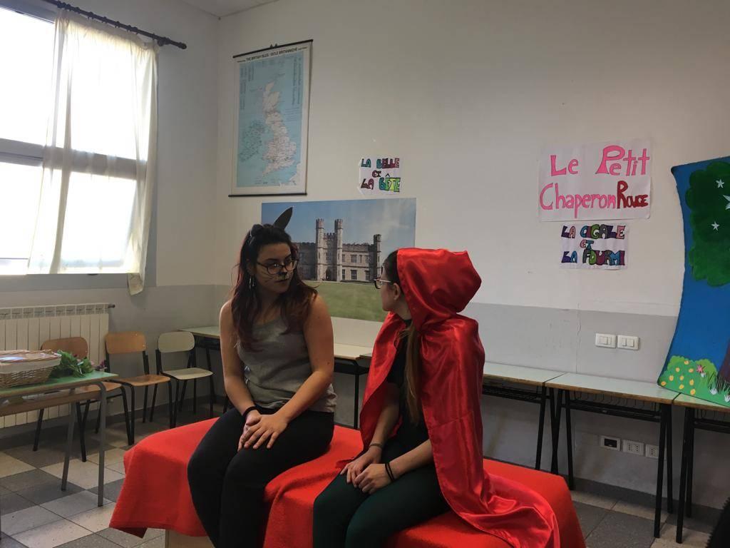Albenga in lingua liceo bruno