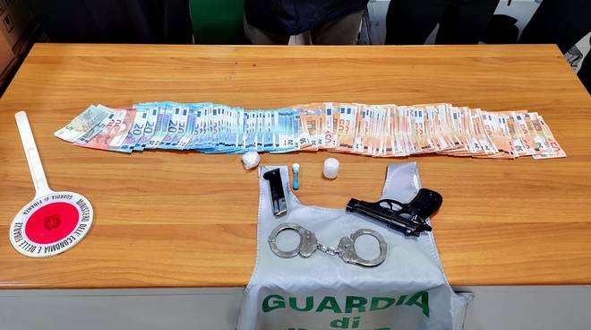 Arresto Droga Noli Finanza