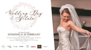 Wedding day e sfilata spose all'Orologio Venue di Ortovero