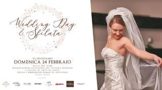 Wedding day e sfilata spose all'Orologio Venue di Ortovero