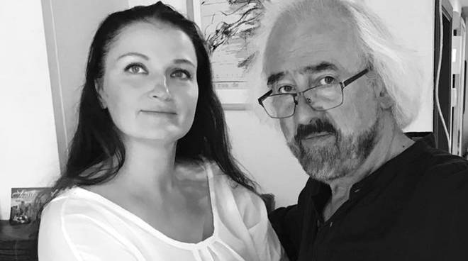 Yves Robbe e Macha Makarevich pianisti
