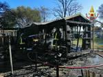 alassio incendio bungalow