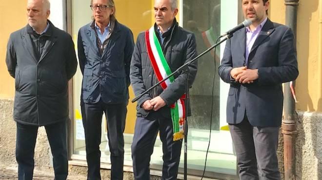 Giorgio Cangiano Riccardo Tomatis