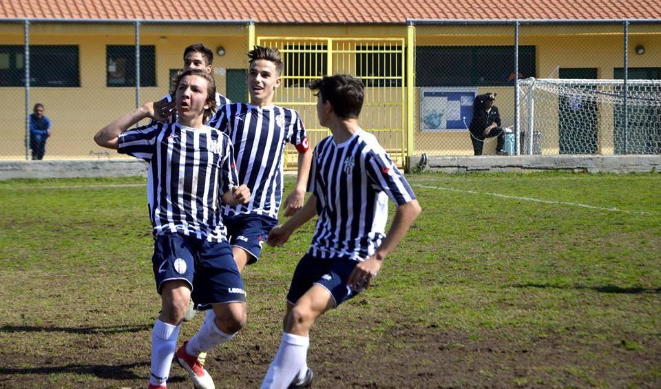 Allievi regionali 2003: Ceriale Progetto Calcio vs Savona Fbc