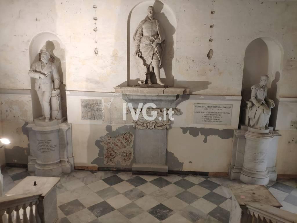 antico vecchio ospedale San Paolo