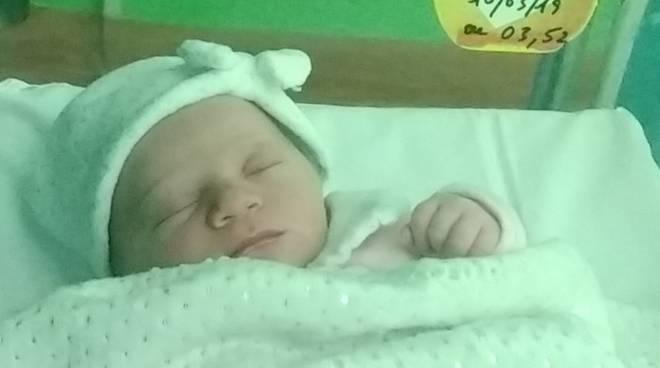 Auguri nascita Cloe Savona
