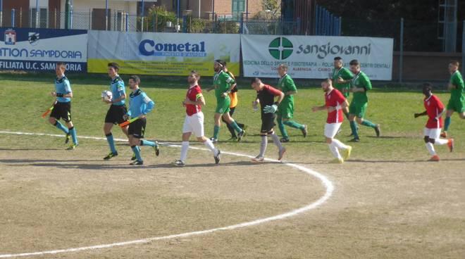 Calcio, Promozione: Loanesi San Francesco vs Bragno