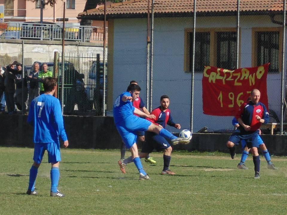 Calcio, Seconda Categoria: Calizzano vs Mallare