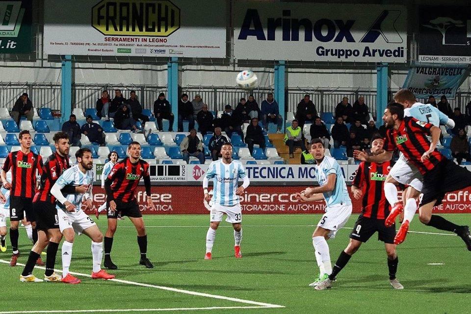 Calcio, Serie C: Virtus Entella vs Lucchese