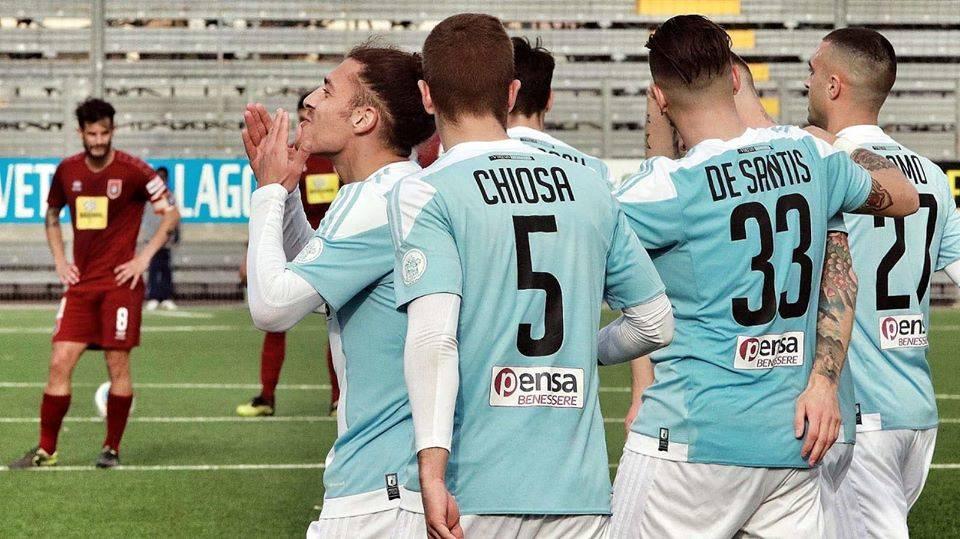 Calcio, Serie C: Virtus Entella vs Pontedera