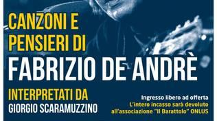 Canzoni e pensieri di Fabrizio De Andrè