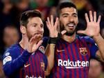 Finalmente un weekend pieno di successi azzurri; Barça-Real Madrid, è ancora dominio catalano
