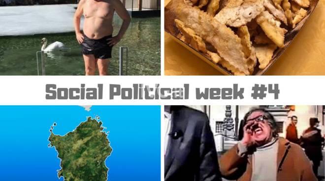 La panza europeista, le bugie del governo, la matematica sarda e l\'opposizione maledetta