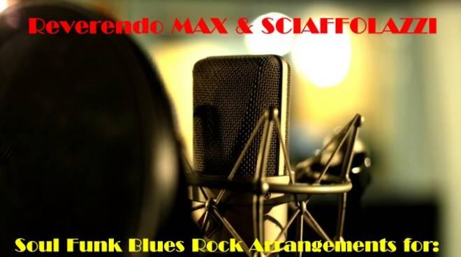 Reverendo Max & Sciaffolazzi Live al Bonfim
