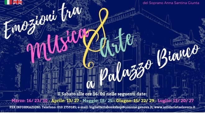 Emozioni tra Musica e Arte a Palazzo Bianco