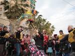 Carnevale Savona - Re Cicciolin restituisce le Chiavi della Città