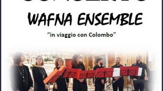 """Concerto dell'Ensemble Vocale """"Wafna"""" in ricordo di Tino Benedetto Delfino"""
