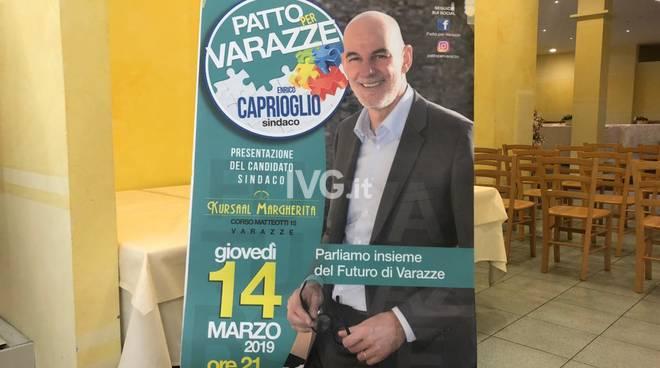 Enrico Caprioglio