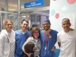 equipe medica gaslini