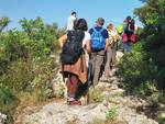 Escursionismo trekking outdoor