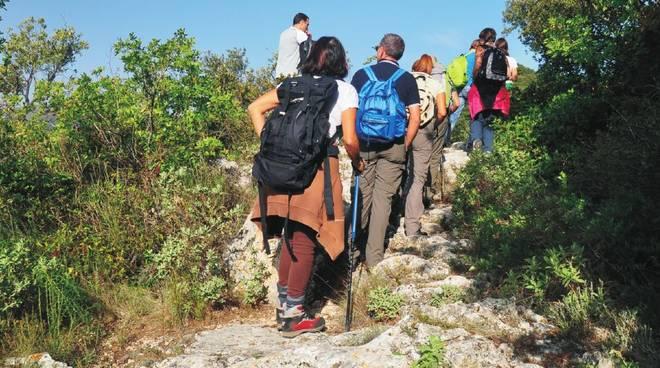 Escursionismo trekking outdoor