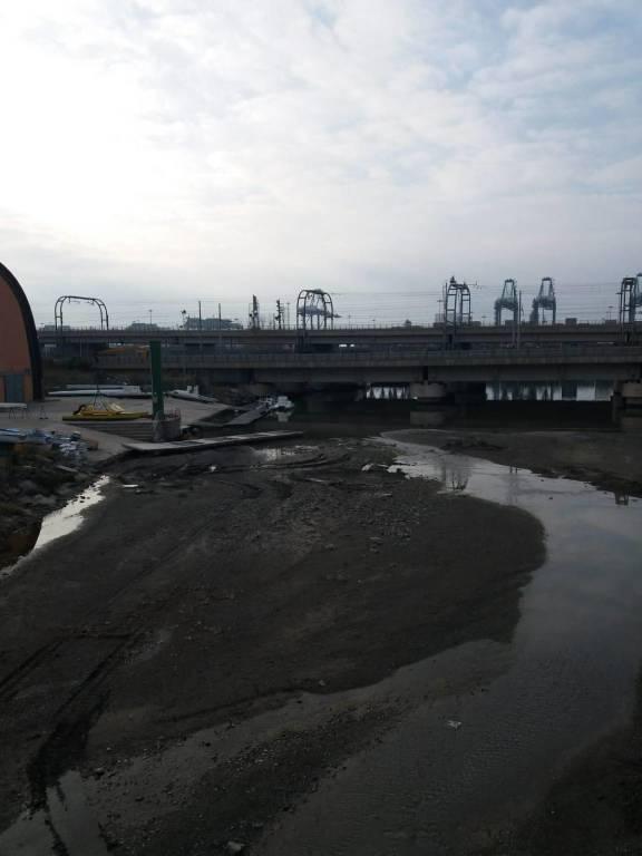 Foce rio San Pietro