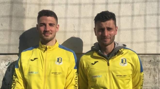 Francesco Saviozzi e Mirko Di Martino