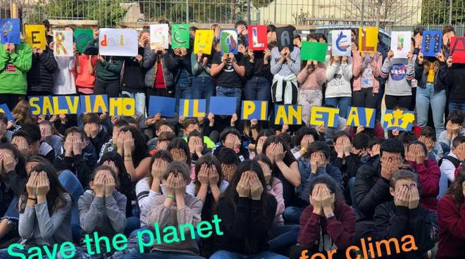 Fridays for future Leca d'Albenga