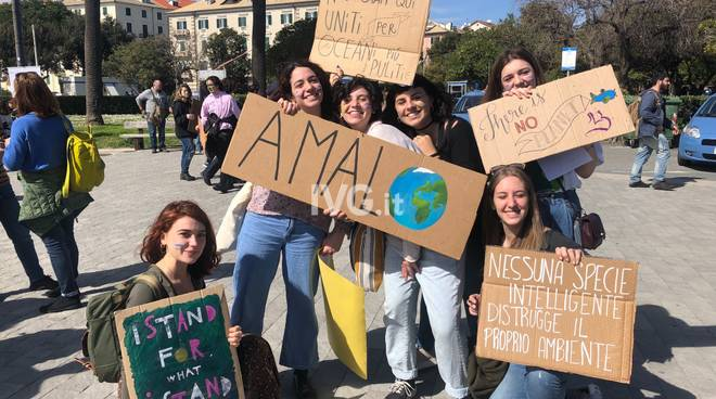 Fridays for Future marcia per il clima